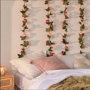 4 Decorative Rose Vine Garlands New
